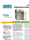 Model HI 1769-FC - Weigh Feeder Control Module Brochure