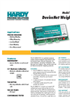 DeviceNet - HI 200DNWM - Weigh Module Brochure