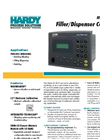HI 3010 - Filler / Dispenser Controller Brochure