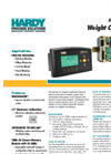 HI 4050 - Weight Controller Brochure