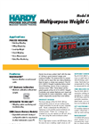HI 2151/30WC - Weight Controller Brochure