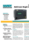 HI 3030 - Multi-Scale Weight Controller Brochure