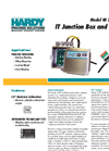 Model HI 215IT  215JB - IT Junction Box And C2 Cable Brochure