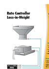HI 2160RCPlus - Rate Controller Loss-In-Weight Brochure