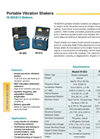 HI 803/813 - Portable Vibration Shaker Brochure