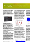 Applications Note: Atmospheric Monitoring (PDF 193 KB)