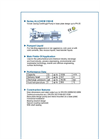 ALLCHEM - CNH-B - Volute Casing Centrifugal Pump -  Brochure
