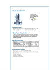 ALLCHEM - Series CNI - Volute Casing Centrifugal Pump - Brochure