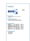 ALLIFT - Series RU - Three-Screw Pump - Brochure