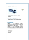 ALLIFT - Series SU - Three-Screw Pump for Lifting System - Brochure
