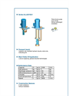 ALLUB - Series RUV - Three-Screw Pump - Brochure