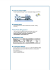 ALLHEAT - Series NTWH - Volute Casing Centrifugal Pump - Brochure
