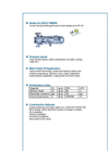 ALLHEAT - Series NBWH - Volute Casing Centrifugal Pump - Brochure