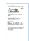 ALLHEAT - Series CTWH - Volute Casing Centrifugal Pump - Brochure