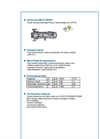 ALLHEAT - Series CBWH - Volute Casing Centrifugal Pump - Brochure