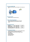 ALLMAG - Series CMA - Volute Casing Centrifugal Pump - Brochure