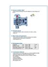 ALLMAG - Series CMAT - Volute Casing Centrifugal Pump - Brochure
