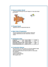 ALLMAG - Series CNH-M - Volute Casing Centrifugal Pump - Brochure