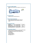 ALLMAG - Series CNB-M - Volute Casing Centrifugal Pump - Brochure
