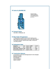 ALLMARINE - Series MI - Volute Casing Centrifugal Pump - Brochure