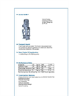 ALLMARINE - Series NAM-F - Volute Casing Centrifugal Pump - Brochure