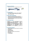 ALLTRI - Series AE1L - Progressing Cavity Pump - Brochure