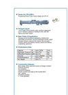 ALLTRI - Series AEB1L - Progressing Cavity Pump - Brochure