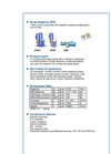 MAGDRIVE - Series AFM - Three-screw Screw Pump - Brochure
