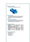 TRILUB - Series TRD - Three-Screw Pump - Brochure