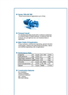 TRILUB - Series TRE - Three-Screw Pump - Brochure