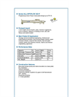 ALL-OPTIFLOW - Series AE1F - Progressing Cavity Pumps Brochure