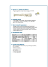 ALL-OPTIFLOW - AEB1F - Progressing Cavity Pump Brochure