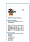 SN Series Three-Screw Pump Brochure