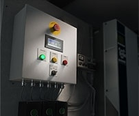 Model CM-1000 - Intelligent Pump Controller for Sea Water Cooling Systems