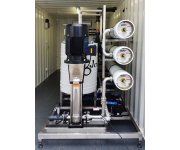 Alternative water supply and treatment solutions in Durban (SA)