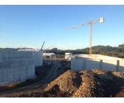 One of world`s largest agro-industrial biogas plants under construction