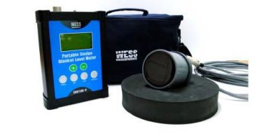 Model ENV-100 Series - Ultrasonic Portable Sludge Level Meter