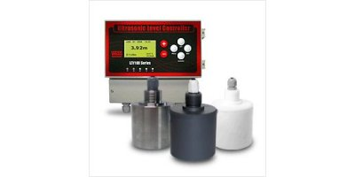 Model LEV100 Series - Ultrasonic Level Monitoring System