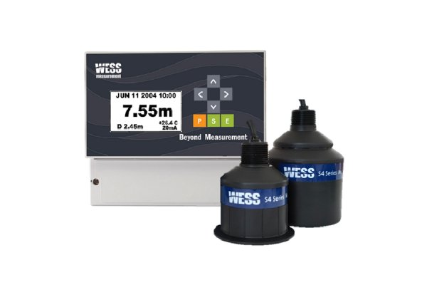 WESS - Model LEV100 Series - Ultrasonic Level Meter