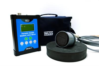 WESS - Model ENV100 Series - Ultrasonic Portable Sludge Level Meter