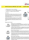 Datasheet: Pyranometer EKO MS-Series