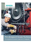 Siemens - SST-050 Series - Steam Turbines Brochure