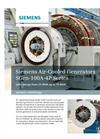 Siemens - SGen-100A-4P Series - Air-Cooled Generator Brochure