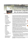 Flea and Tick Granular Repellent Brochure (PDF 431 KB)