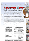 Scatter Bird - Industrial Avian Hazer - Brochure