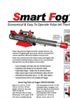 Smart Fog - Pulse-Jet Thermal Fogger Brochure
