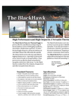 BlackHawk - Pulse-Jet Thermal Fogger - Brochure