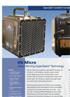 HyperSpike - Self-Contained Micro - Portable Acoustic Hailing Device Brochure