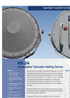 HyperSpike - 24 - Portable And Powerful Acoustic Hailing Device Brochure