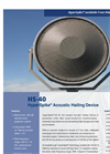 HyperSpike - 40 - Acoustic Hailing Device Brochure
